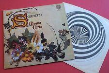 6360003 Seasons Magna Carta 1st UK STEREO VERTIGO 1970 Swirl LP