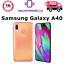 Brand-New-Samsung-Galaxy-A40-2019-64GB-Dual-SIM-4G-LTE-Android-Various-Colours thumbnail 9