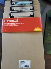 Universal Office Products 05561 Hardboard Clipboard 6x9 12