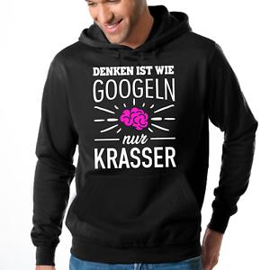 Denken-ist-wie-goggeln-nur-krasser-gogglen-Fun-Kapuzenpullover-Hoodie-Sweatshirt