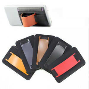 1pcs-Colorful-Cell-Phone-Card-Holder-Case-Pouch-Adhesive-Sticker-Back-Cover