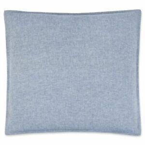 Details About Ugg Nomad Tencel Lyocell Linen Euro Pillow Sham Dark Denim 26 X New