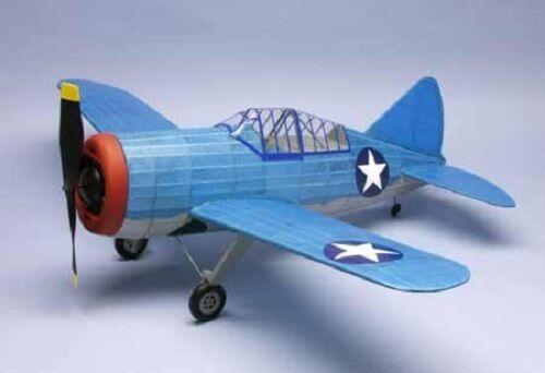 Dumas Brewster F -2A3 Buffalo träen Airplan modellllerler Kit New
