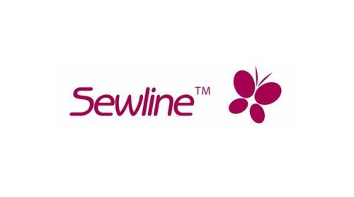 X6 Recharges Bonus Pack pour Sewline Colle Stylo soluble dans l/'eau-Bleu-FAB50063