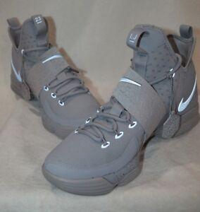Xiv Größen Brown r silver Silver sortierte Männer Nwb Nike Basketballschuhe Lebron zwPZza