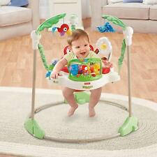 ac131ea54ac5 Fisher Jumperoo Rainforest Baby Jumper Walker Bouncer Activity Seat ...