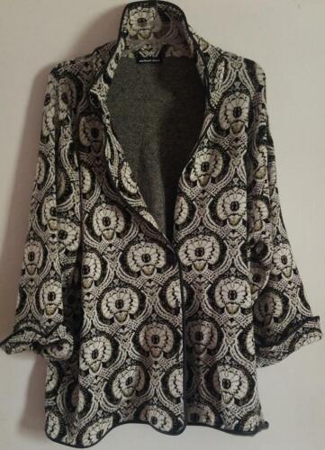 Michael Simon Womens  Sweater Baroque style cardig