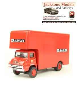EFE 36102 Thames Trader Truck Luton Van Marley Tiles 1:76 Scale