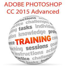 Adobe PHOTOSHOP CC 2015 Advanced - Video Training Tutorial DVD