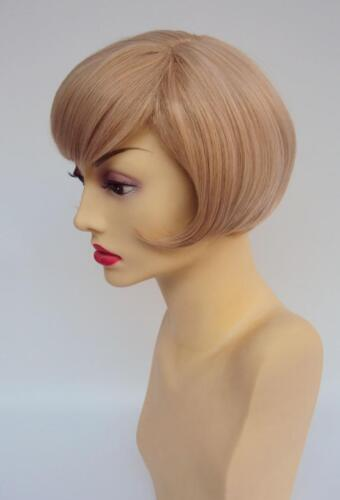 DELUXE DAISY GREAT GATSBY 1920/'s 30/'s BLONDE FLAPPER CHARLESTON COSTUME WIG