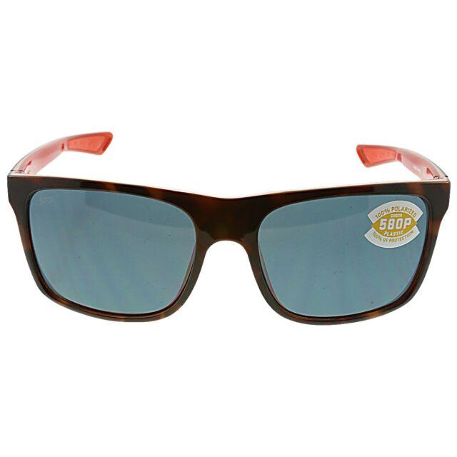 8302a175d81e Costa Del Mar Remora Sunglasses Tortoise Polarized 580p - Rem 133 ...