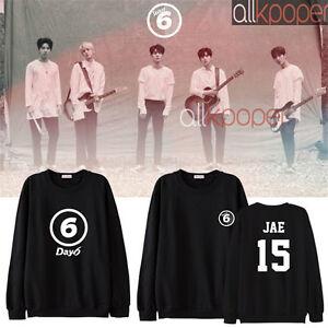 Kpop-Day6-Sweatershirt-1st-Album-SUNRISE-JAE-Sung-Jin-Won-Pil-Do-Woon-Sweater