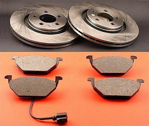 Bremsscheiben Bremsen VW Polo 6R Bremsbeläge vorne vorn