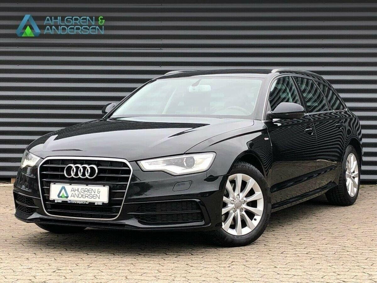 Audi A6 2,0 TDi 177 S-line Avant 5d