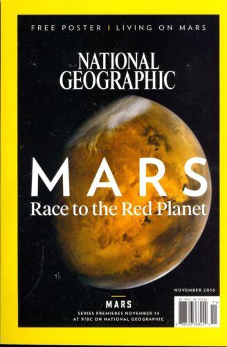 Nat Geo Wild National Geographic Magazine