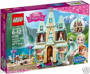 New-Sealed-Lego-Disney-Princess-41068-Arendelle-Castle-Celebration