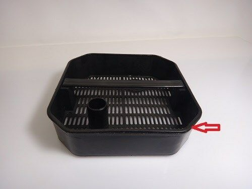 Jebao junta cesta de filtro para filtros exterior modelos serie 400