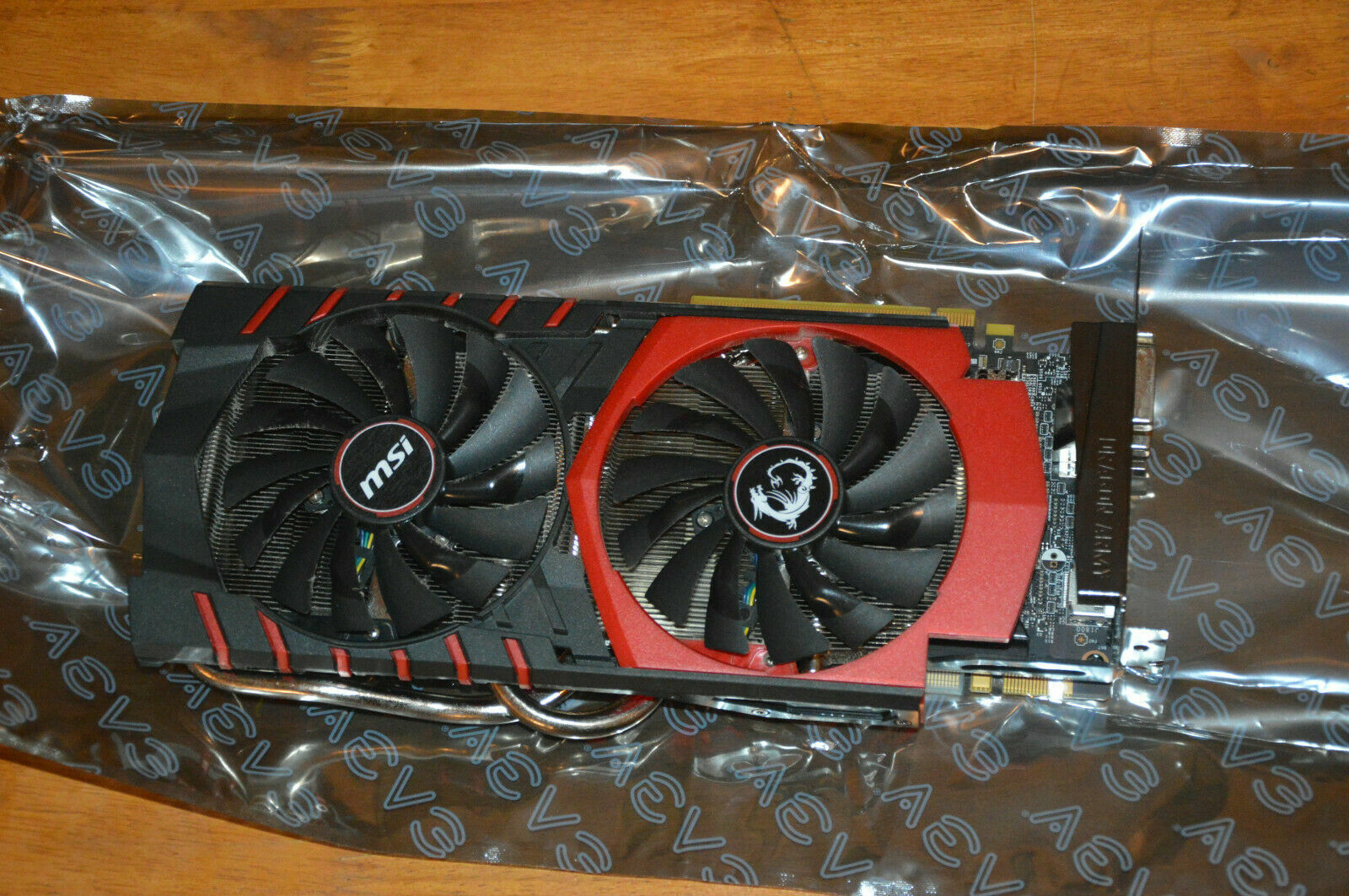 MSI GeForce GTX 970 4GB Gaming 4G Graphics Card