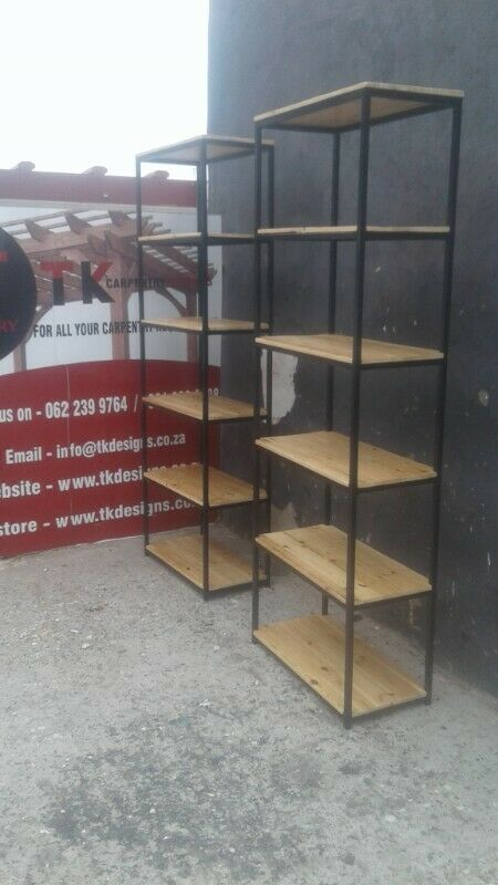 WALL UNITS,SHELVING,STORAGE  CABINETS, DISPALY  STANDS FOR SALE /CUSTOM MADE WHATSAPP 0622399764