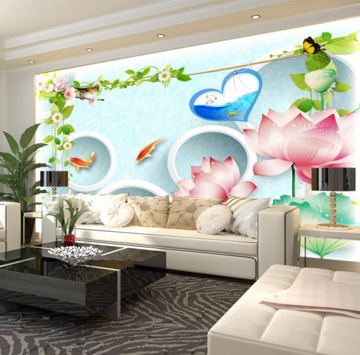 3D 3D 3D Pretty Pattern 889 Wall Paper Murals Wall Print Wall Wallpaper Mural AU Kyra 75d71e