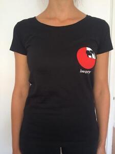 The-David-Sheldrick-Wildlife-Trust-039-s-iworry-T-shirt-Women-039-s-Fitted