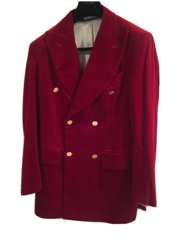 vivienne westwood Vintage Mens Velvet Coat /Jacket