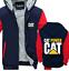 New-arrive-Caterpillar-Power-Warm-hoodie-Zipper-coat-Thicken-Sweatshirt-jacket thumbnail 11