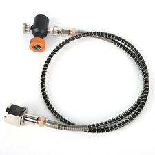 Rust Resistant CO2 Refill Adapter Durable CO2 Hose Sada Water for