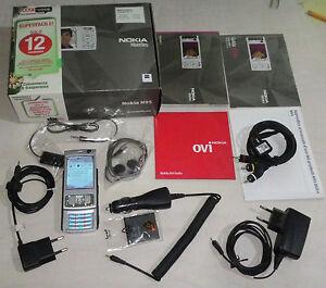 Telefono-Cellulare-Nokia-N95-senza-sim-lock-italiano-no-brand-accessori-original