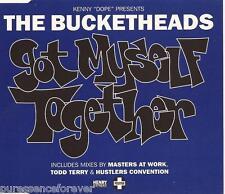 "KENNY ""DOPE"" pres THE BUCKETHEADS - Got Myself Together (UK 7 Tk CD Single)"