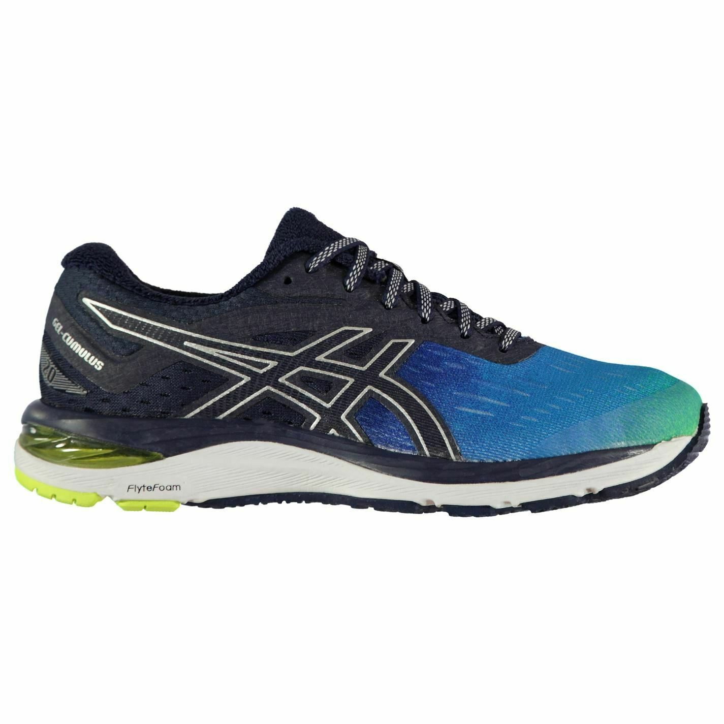 Asics Womens  Gel Cumulus 20 Running shoes Road Lace Up Ortholite  save up to 30-50% off