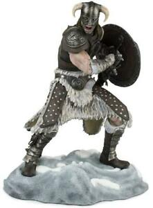 Statue Skyrim Dragonborn 24 CM The Elder Scrolls V Game Figure #1