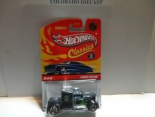 Hot Wheels Classics Series 5 Chase Green Convoy Custom