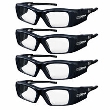 True Depth 3D® Firestorm XL Premium Quality DLP-LINK Rechargeable 3D Glasses (4)