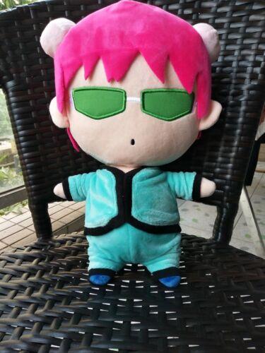 Saiki Kusuo no Ψ Nan Teruhashi Kokomi Saiki Kusuo Plush Doll Toy