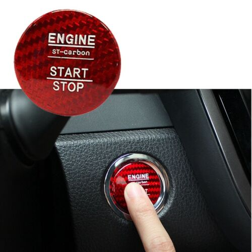 For Toyota Camry 2018 2019 Engine One-Button Start Switch Decorative Cover Trim