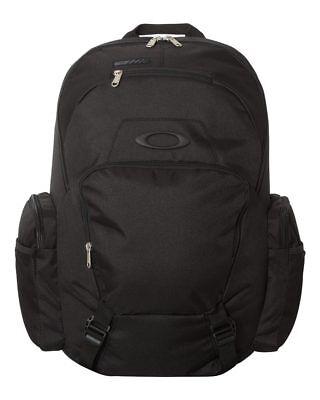 "Oakley Blade 30L Cresting 15"" Laptop / MacBook Pro Black Backpack / Day Pack New"