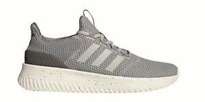 Adidas-Core-senores-calzado-informal-cortos-cloudfoam-Ultimate-zapato-gris
