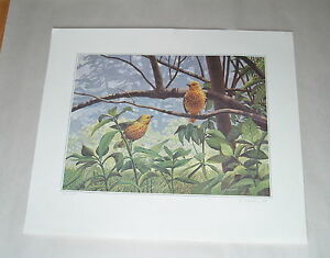 Signed-and-numbered-Print-by-Peter-Miehm-Signed-in-1983-Excellent-Condition