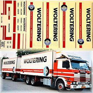 scania hz woltering vorden holland nl 1 87 truck decal. Black Bedroom Furniture Sets. Home Design Ideas