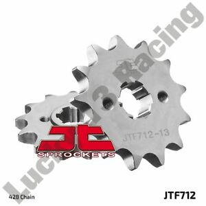 Chain and Sprocket Kit Heavy Duty BLACK for Aprilia 125 RS4 Replica E4 /'17-19