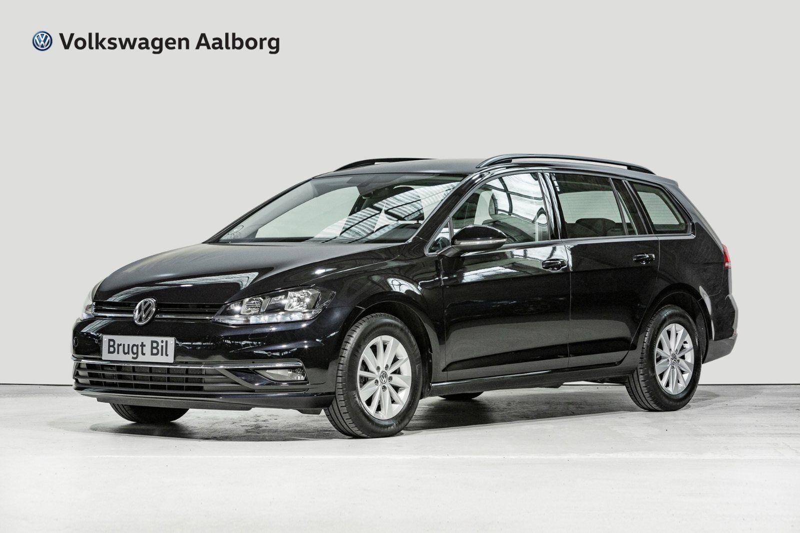 VW Golf VII 1,6 TDi 115 Comfortl. Variant 5d - 250.000 kr.