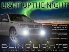 Fog Lamps Driving Light Kit with Built-In DRLs for 2005-2017 Suzuki Grand Vitara