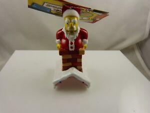Homer Simpson Santa chimney Christmas ornament Kurt S. Adler xmas