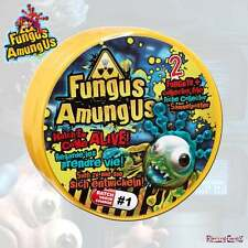 Fungus AmungUs Batch 1 FunGuy Specimen Collection 2 Squishy Figures & Petri Dish