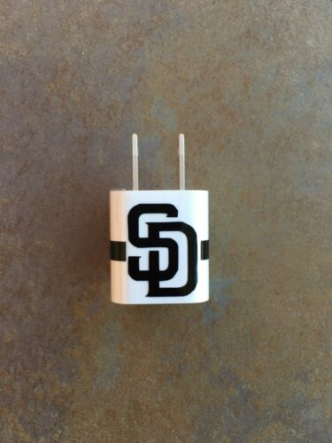 SD PADRES CHARGER WRAP IPHONE IPAD IPOD VINYL DECAL STICKER