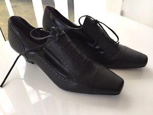 reputable site 4d337 be834 Details zu Daniel Hechter Elegante Business Damen Schuhe Halbschuhe  Kalbleder, Gr. 39