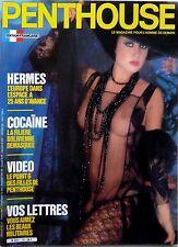 PENTHOUSE Ed. Française (01/1986): LA NAVETTE SPATIALE HERMES_RAYMOND BERTRAND
