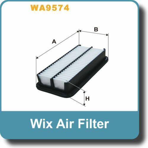 Nouveau véritable wix remplacement filtre à air wa9574