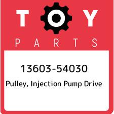OEM Toyota Land Cruiser LJ120 125 150  LJ70 LJ timing pulley on injection pump